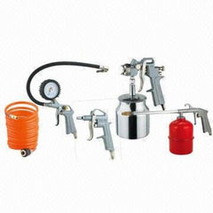 5 Piece Spray Kit