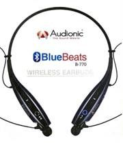 Audionic Blue Beats B-770 Bluetooth Wireless Neckband