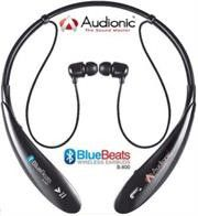 Audionic B-800 Bluebeats Stereo Bluetooth Earphones with Neckband