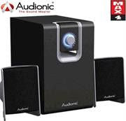 Audionic Max-4 Series Desktop 2.1 Channel Speaker system- 30w Total RMS output
