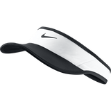 Nike Featherlight Visor White/Black - Zasttra.com