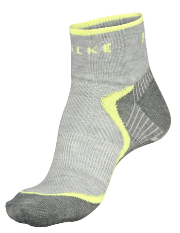 Falke Advance Silver socks Run Grey/green - UK4-7