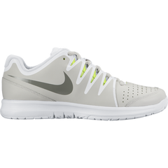 Nike Vapor Court NIGHT SILVER/TUMBLED GREY-VOLT - UK 11