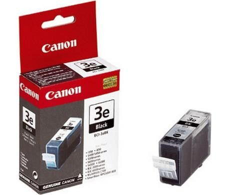 Original Canon BCI-3 Black Ink Cartridge