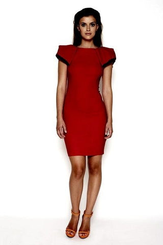 Scarlet Dress - Deal
