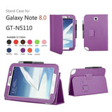 Leather Stand Cover Case For Samsung Galaxy Note 8.0 N5100 / N5110 - Zasttra.com - 7