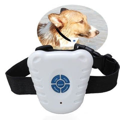 Ultrasonic Anti Bark Dog Stop Barking Collar