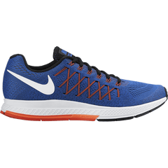 Nike Air Zoom Pegasus 32 mens running shoe royal blue white and crimson - UK- 8