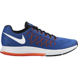 Nike Air Zoom Pegasus 32 mens running shoe royal blue white and crimson - UK-9 - Zasttra.com
