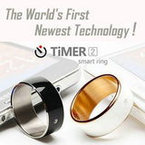 TimeR 2 Smart Ring - with NFC - Zasttra.com - 7