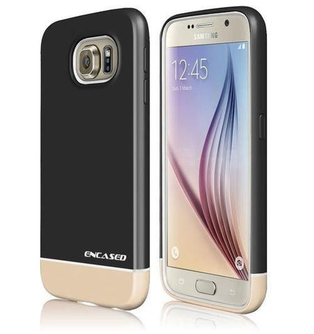 Samsung Galaxy S6 Edge Slider Case - 7 Colours to Choose