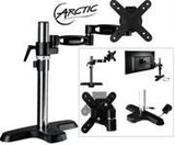 Arctic Z1 PRO Monitor Arm & 4 USB Port hub