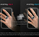 TimeR 2 Smart Ring - with NFC - Zasttra.com - 8