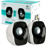 Logitech Z120 Usb Speakers - Zasttra.com