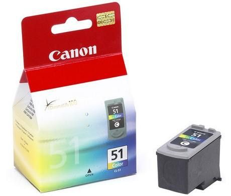 Original Canon CL-51 Tri-Colour Ink Cartridge