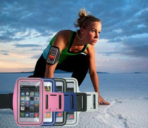 Sports Armband for iPhone 6+ / Samsung Note 4