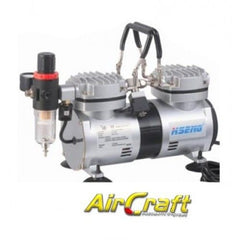 Compressor for Airbrush 2 Cylinder