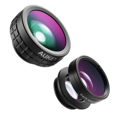 PL-A1 Aukey 3in1 Optic Mobile Phone Lens Kit