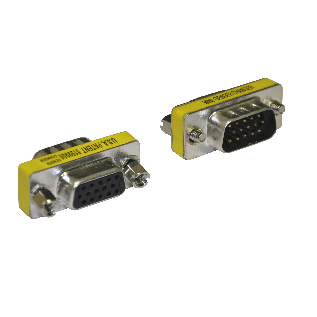 Vga Male To Vga Female Adapter