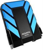 "AData HD710-1TU3-CBL DashDrive External 2.5"" 1TB USB 3.0 Portable Black Drive-Dustproof"