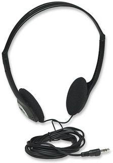 Manhattan Stereo Headset Colour: Black