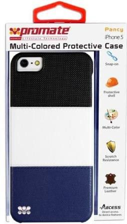 Promate Pancy iPhone 5 Multi-Colored Protective Case