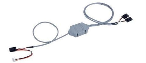 Manhattan Dual Audio CD/DVD Cable-Connect CD-RW