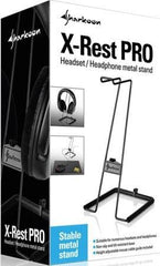 Sharkoon X-Rest Pro Headset Stand with Integrated Cable Guide