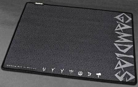 Gamdias NYX- Control Edition (L) GMM1510 Gaming Mouse Pad Double-layer fabrics