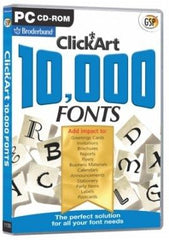 Apex Clickart Fonts 2