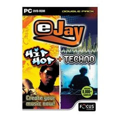 Apex Ejay Hip Hop & Techno Double Pack