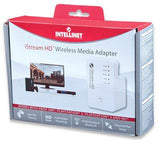 Intellinet Wireless 300N iStream HD Media Adapter-300 Mbps