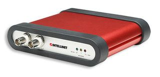Intellinet PRO series Network Video Server -1 X Analog video BNC input