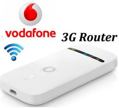 Vodafone R209z Pocket WiFi - DC-HSPA+ 42 Mbps/11 Mbps Wi-Fi 802.11b/g/n Up to 10 devices