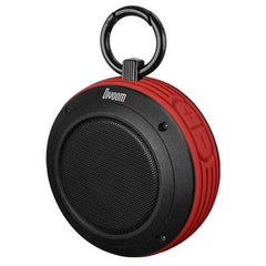 Divoom Voombox-Travel Rugged portable Bluetooth wireless speaker - Red