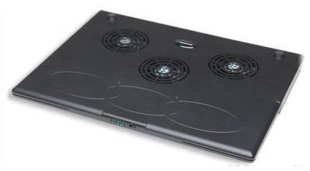 Manhattan Notebook Cooling Pad with 3 Fans