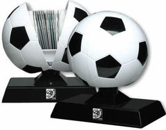 Esquire-Official FIFA 2010 Licensed Product CD / DVD Soccer Ball HOLDER : Holds 60 CD's or DVD's-Purchase as a m©moire of the 2010 Soccer World Cup in South Africa!