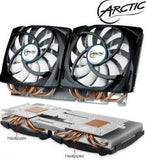Arctic Accelero Twin Turbo 690 VGA Cooling Unit GTX690 SLI