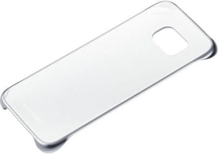 Samsung Case Clear Cover -Compatible with Galaxy S6 Black
