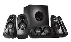 Logitech Z506 Surround Sound Speaker - 5.1 Speaker System