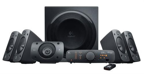 Logitech Z906 Surround Sound Speaker - 5.1 Speaker System