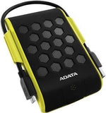 "AData HD720-1TU3-CBL External 2.5"" 1TB USB 3.0 Portable Hard Disk Drive -Dustproof"