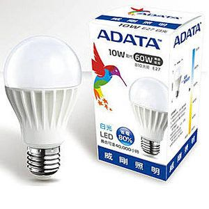 ADATA 10W LED Lightbulb