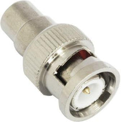 Casey BNC male to RCA female connector 10 Per Packet