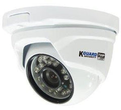 KGuard DA713FPK 720P IR-LED Outdoor Dome Camera - 1 Mega Pixel High Quality CMOS Image Sensor