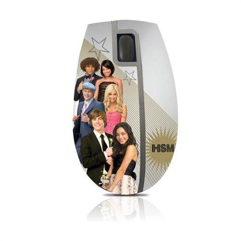 Disney High School Musical Mini Optical USB Mouse