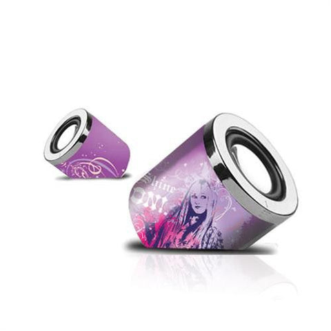 Disney Hanna Montana Mini Drum Speaker-USB Interface