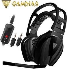 Gamdias GHS3600 Eros Elite Gaming Headset for PC and Console Gaming -Featherweight Headband