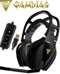Gamdias GHS3610 Eros EQ Elite Gaming EQ Headset - Featherweight Headband