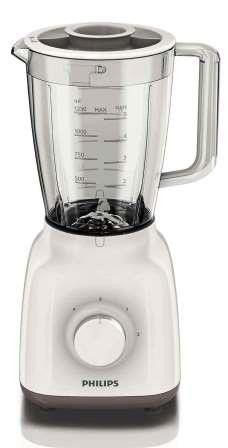 This Philips Daily Collection HR2100/00 blender offers a 400 W motor